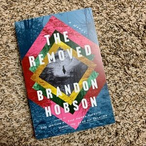 The Removed by Brandon Hobson ARC